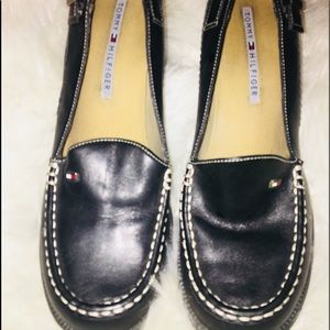 Tommy Hilfiger Thick Heel Shoe
